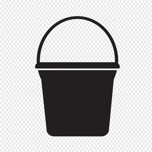 Hink ikon symbol tecken vektor