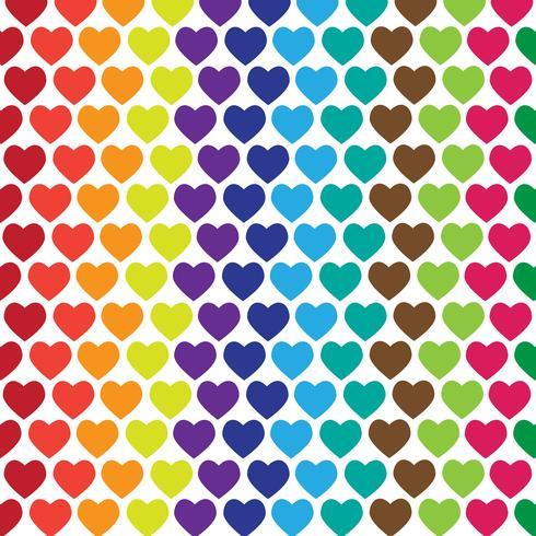 Hjärta bakgrund symbol tecken vektor