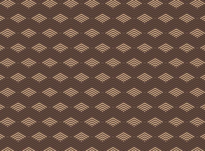 Abstrakt geometrisk triangel art deco bakgrund. vektor
