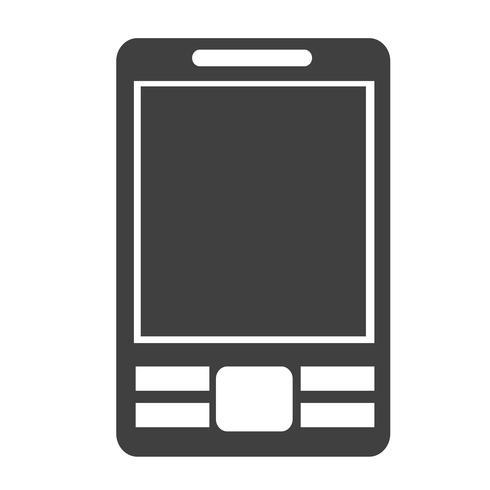 Mobiltelefonikon vektor
