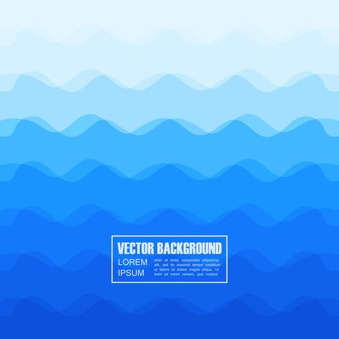 abstrakt blå bakgrund vektor