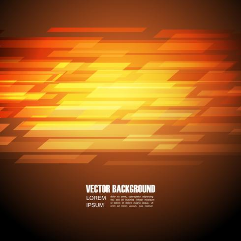 abstrakt orange bakgrund vektor