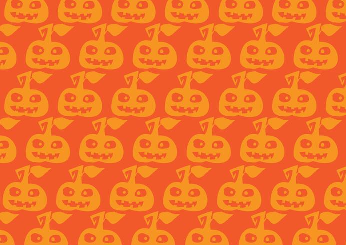 Halloween pumpa bakgrund vektor