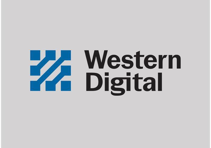 Western Digital vektor