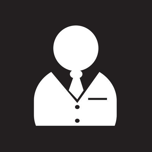människor ikon symbol tecken vektor