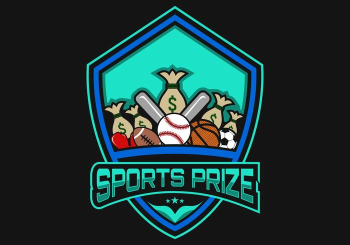 Sportpreis-Logo vektor