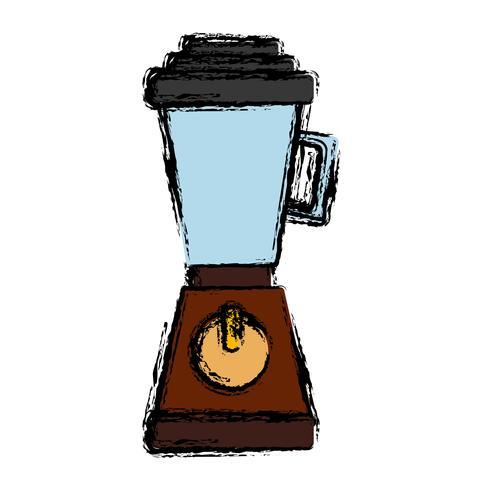 Mixer Symbolbild vektor