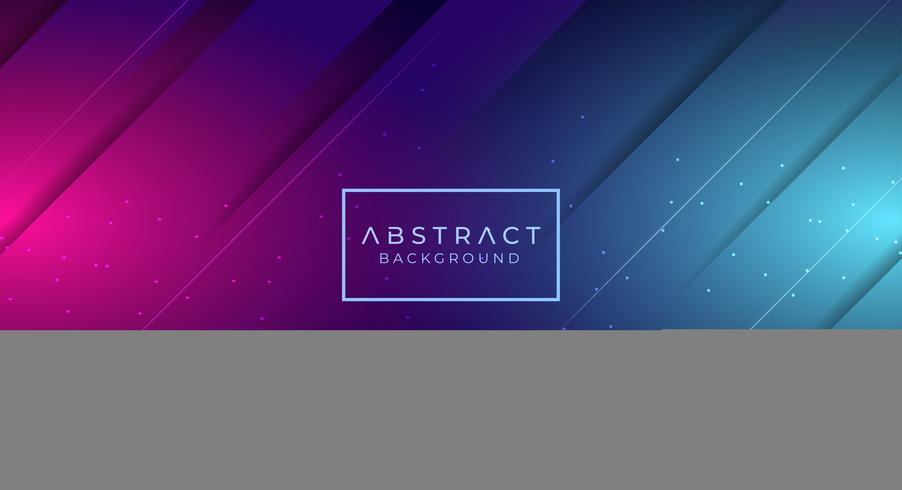 Diagonaler futuristischer moderner Hintergrund vektor