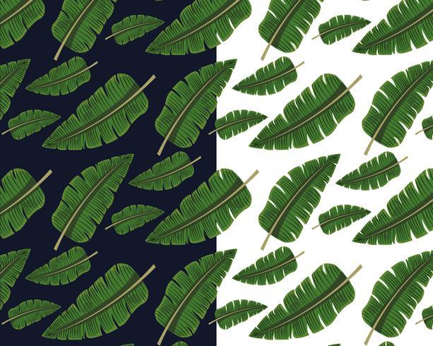Tropisches Muster vektor