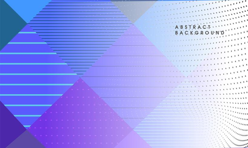 Abstrakt blå illustrationbakgrund. vektor