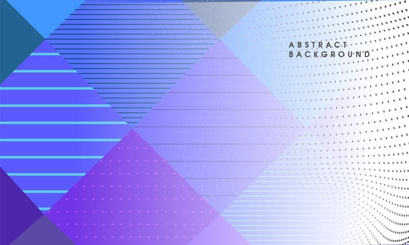Abstrakter blauer Abbildunghintergrund. vektor