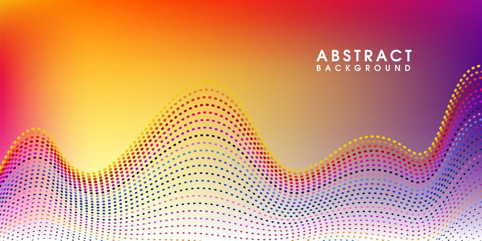 Abstrakt vektorillustration vektor