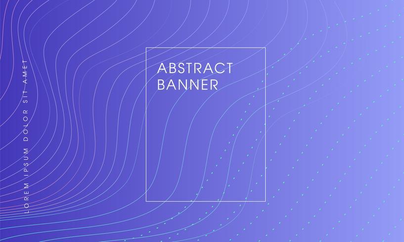 Abstrakt modernt blått mörkblått. vektor