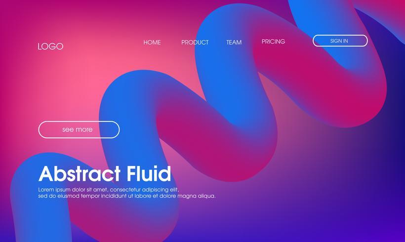 Trendy geometrischen Hintergrund. vektor