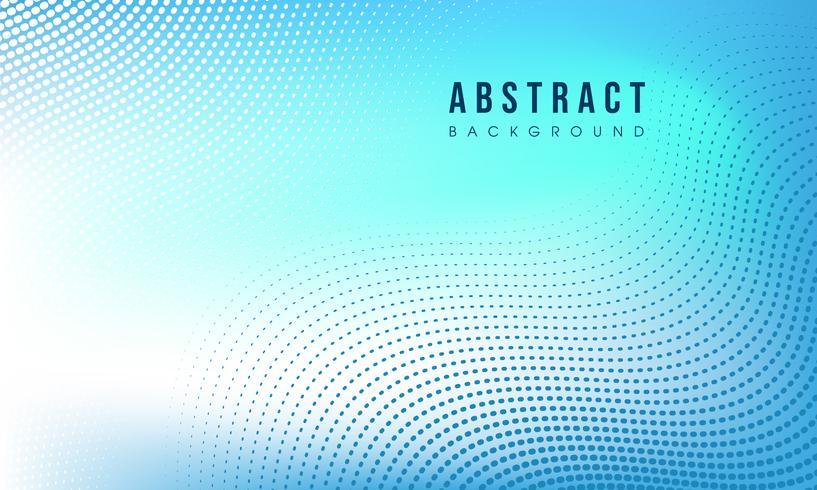 Abstrakter digitaler Hintergrund vektor
