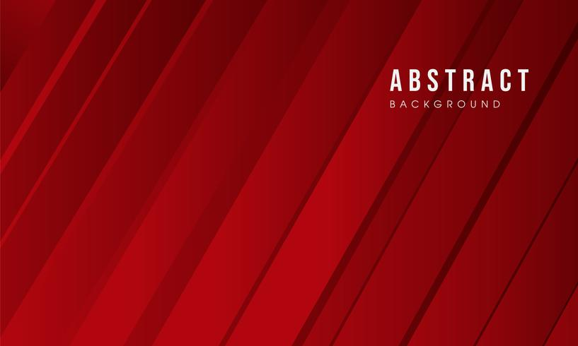 Abstrakt röd bakgrund vektor