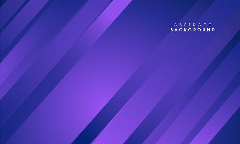 Abstrakter blauer vektorhintergrund vektor