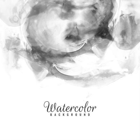 Abstrakt akvarellbakgrund vektor