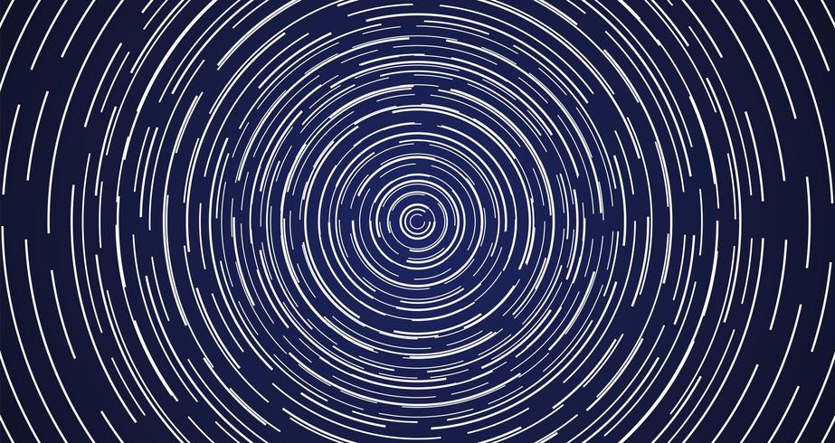 Bunte gestrichelte Neonlinien vektor