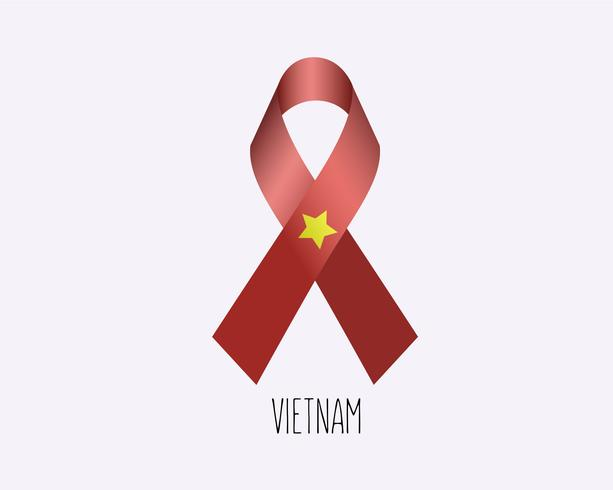 Trauer in Vietnam vektor