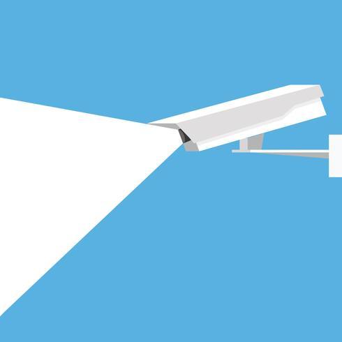 Övervakningskamera vektor