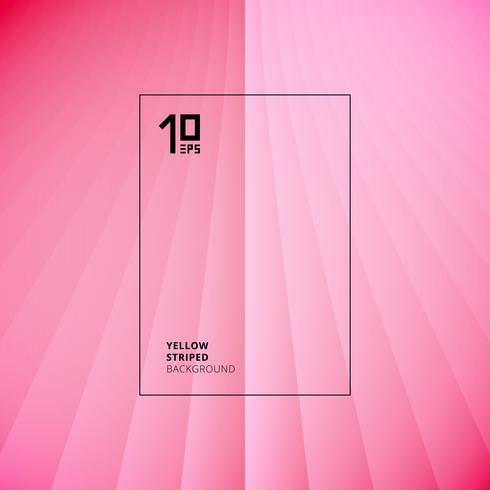 Abstrakt rosa randig diagonala linjer mönstrar bakgrund vektor