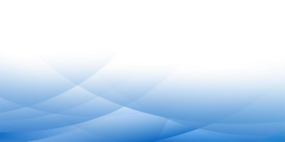 Abstrakt blå bakgrund för sociala medier vektor