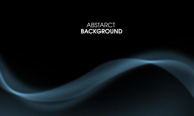 Abstrakter Rauch-Hintergrund vektor