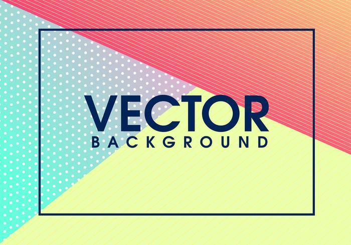 Modern reklam banner bakgrund vektor