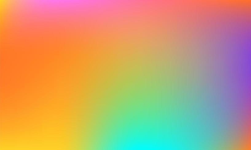 Abstrakter Regenbogenfarbhintergrund vektor