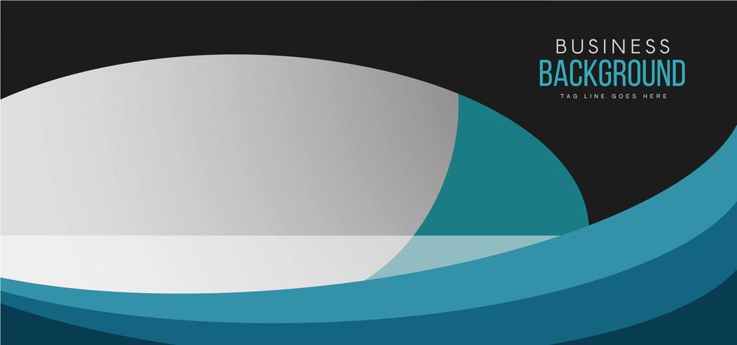 Abstrakter Geschäft Flayer Hintergrund vektor
