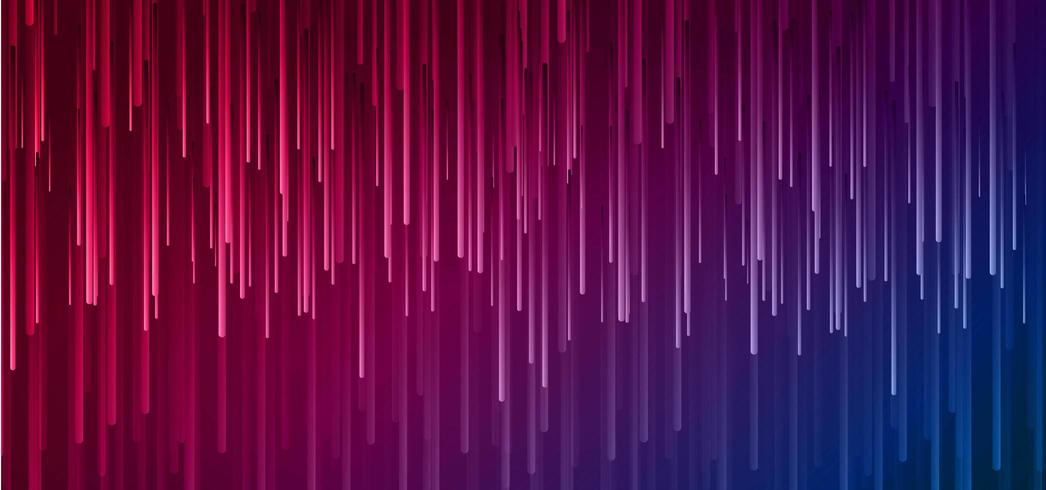 Röd och blå abstrakt ljus bakgrund vektor