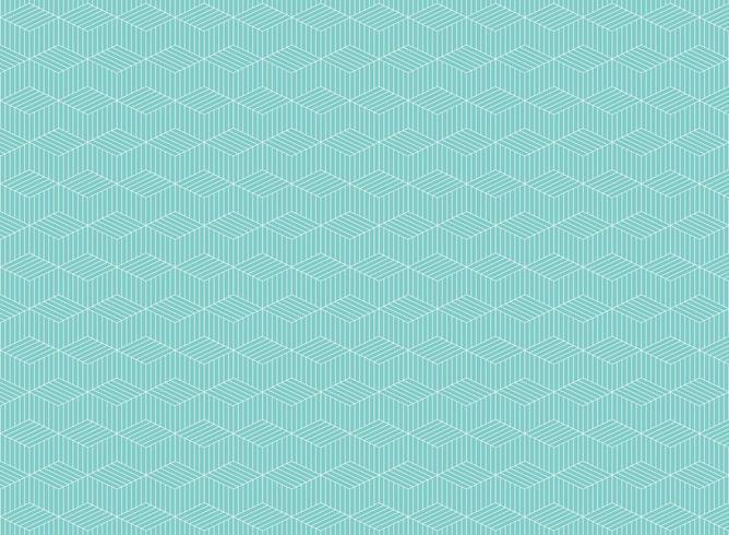 Abstrakte Zickzacklinie Muster der blauen Streifen vektor