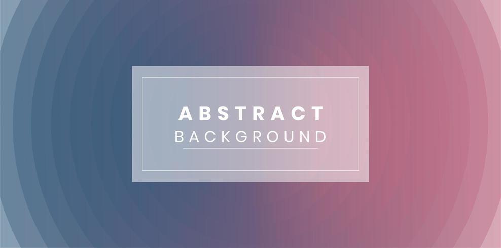 Abstrakt bakgrund för cirkulär lutning vektor