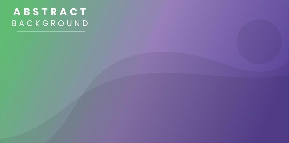 våg lila bakgrundsdesign vektor