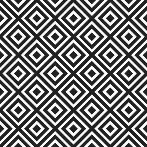 Geometriska sömlösa mönster vektor