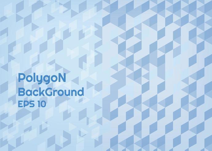 Polygon komplexen Hintergrund vektor