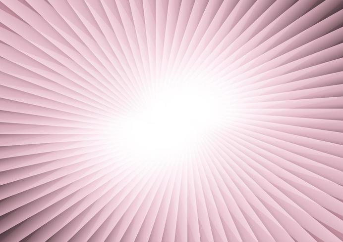 Abstrakt starburst design vektor