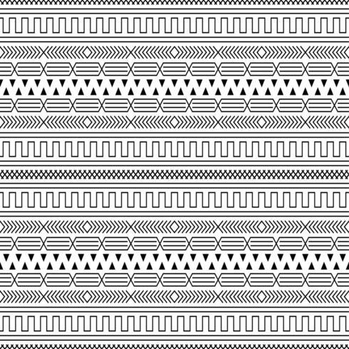 Geometrische Grundform Nahtlose Muster 689543
