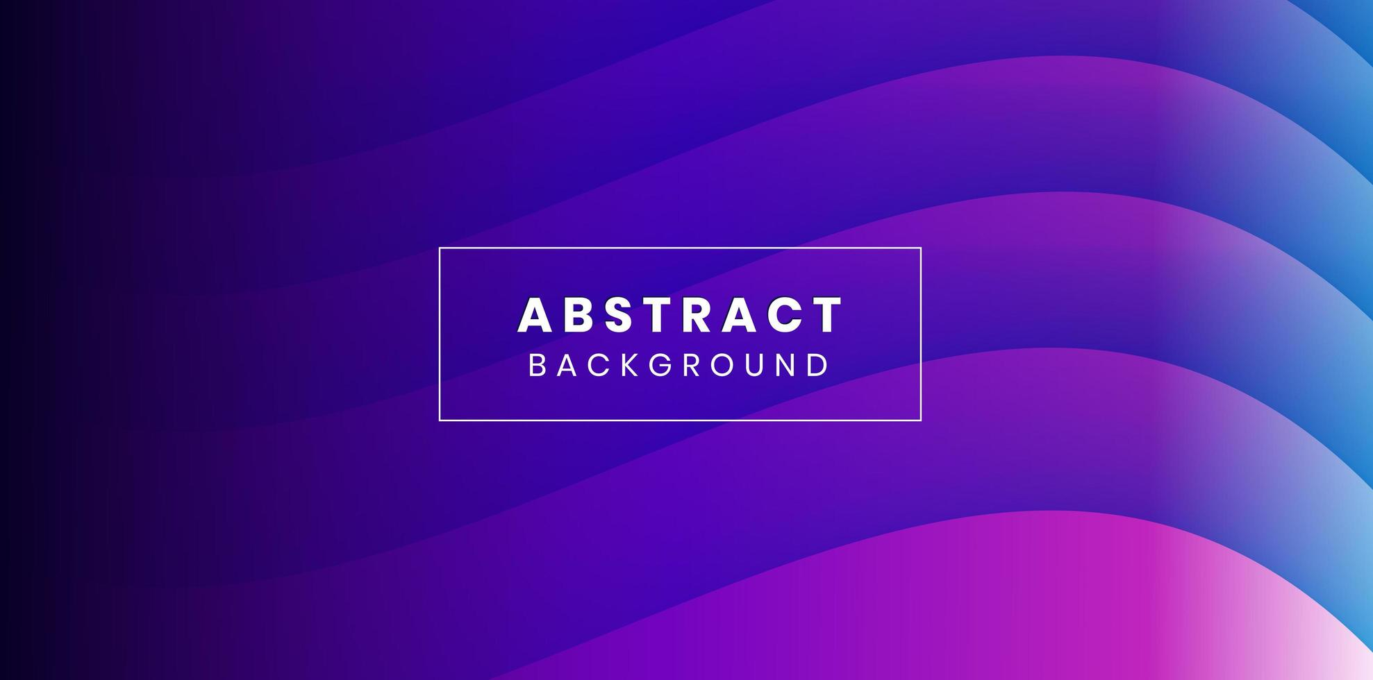 Abstrakt minimal bakgrund för vågbakgrund vektor