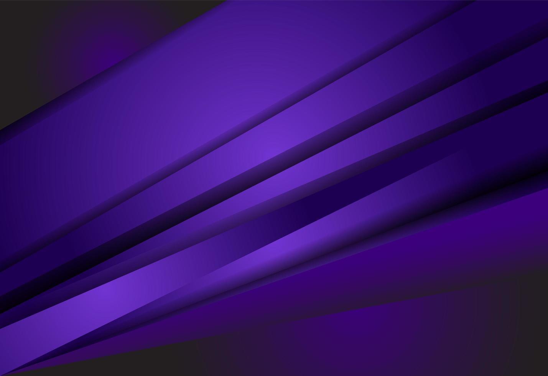 Lila geschichteten geometrischen Hintergrund vektor