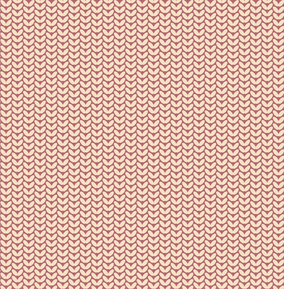 ljusgula abstrakta blad som upprepar mönster vektor