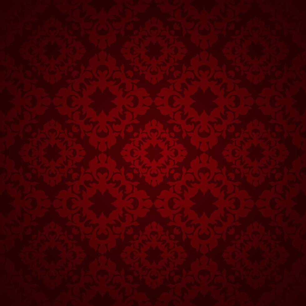 elegant dekorativ mönsterbakgrund vektor