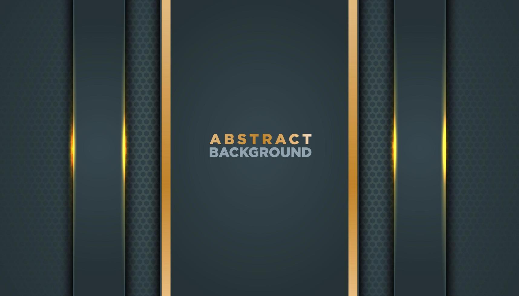 grauer abstrakter Hintergrund mit geraden vertikalen Schichten vektor