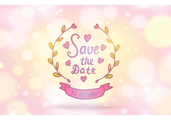 Kostenlose Save The Date Vorlage Fur Whatsapp Green Magic 2