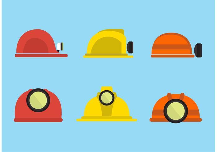 Helm mit Lichtvektoren vektor