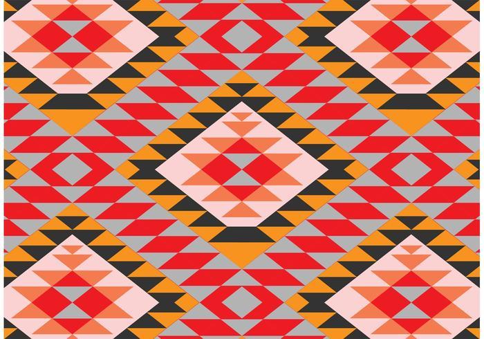 Inbyggd mönsterfri vektor