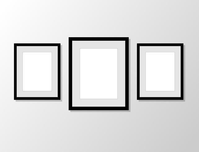Vector Wandrahmen Illustration
