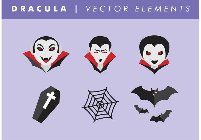 Dracula vektor fri