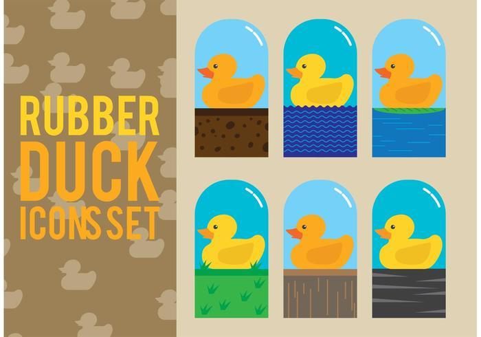 Gummi Duck Vectors